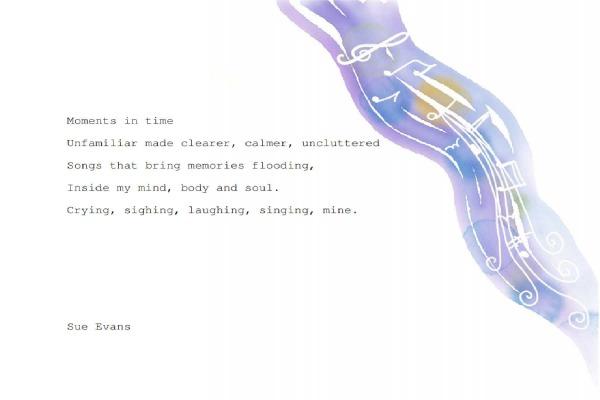 Poem by Sue Evans