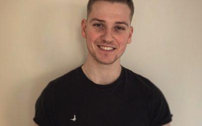 Portrait photo of James